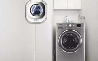 Подключение стиральной машинки