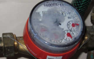 Фильтр грубой очистки горячей воды