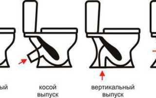 Как устанавливать унитаз на плитку