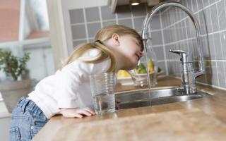 Фильтр очистки воды для квартиры
