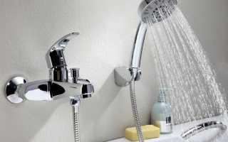 Смеситель с душем