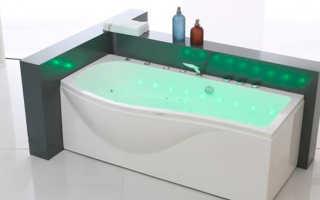 Выбрать акриловую ванну