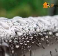 Как убрать конденсат с труб холодной воды