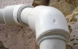 Трубопровод из полипропиленовых труб