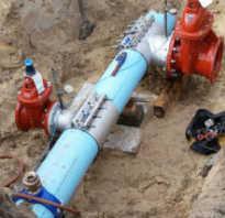 Прокладка труб водоснабжения в частном доме