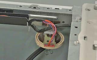 Проверка прессостата стиральной машины