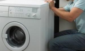 Как правильно подключить стиральную машинку
