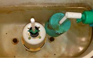 Почему бачок унитаза не держит воду