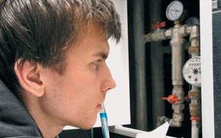 Как считывать показания счетчика воды