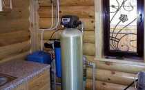 Магистральные фильтры для воды в частный дом