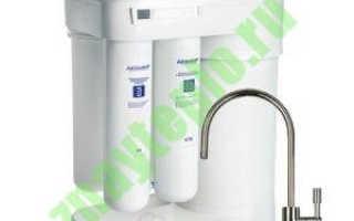 Фильтры для воды какие бывают