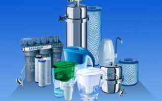 Какой фильтр для воды выбрать для дома