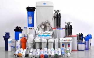 Электрический фильтр для воды