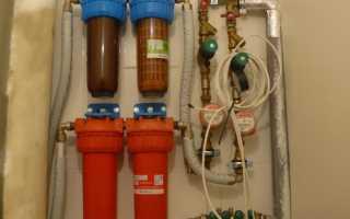 Фильтр для горячей воды в квартире