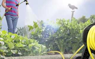 Оросительная система для огорода
