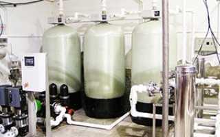 Очистительные системы для воды