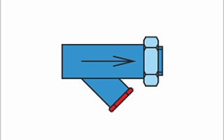 Фильтр для счетчика воды
