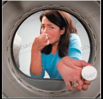 Как устранить неприятный запах в стиральной машине
